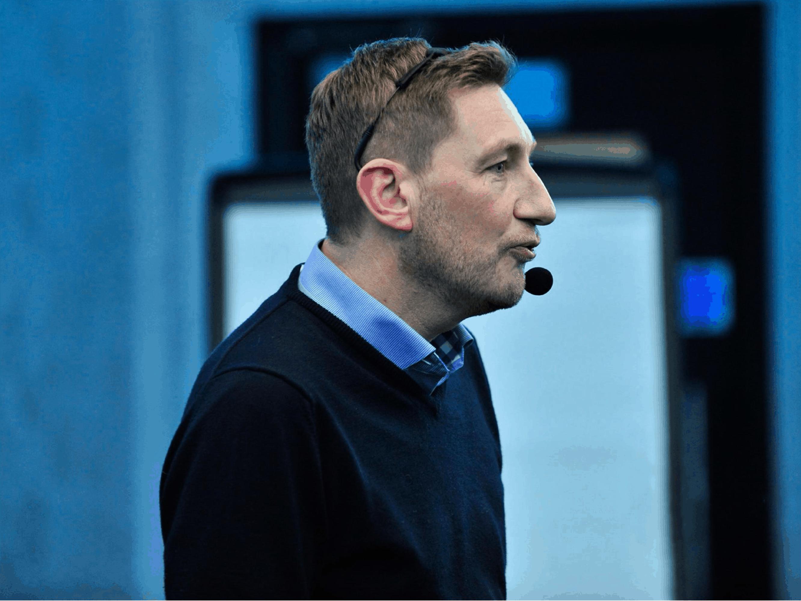 Real Estate Keynote & Event Speaker UK: Glenn Delve