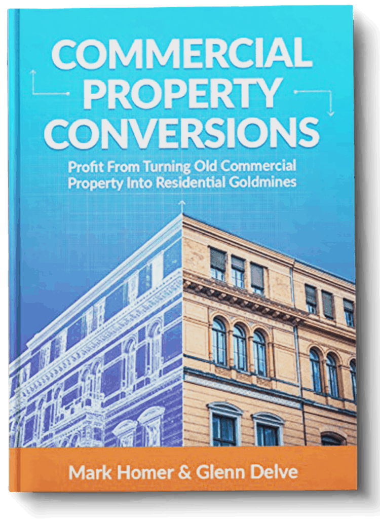 Property Investment Book: Commercial Property Conversions | Author Glenn Delve